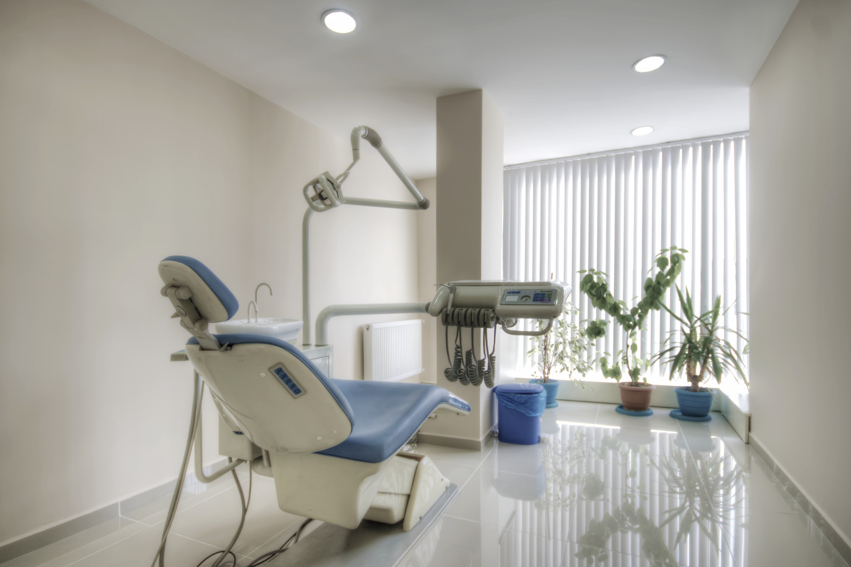 Dentist's room